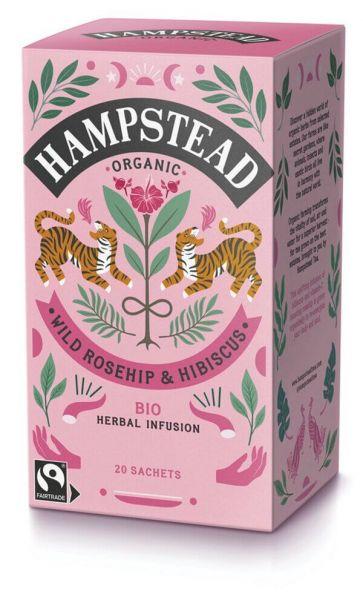 Hampstead Hagebutte Hibiskus Tee