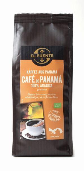 El Puente Kaffee Panama gemahlen