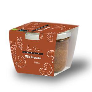 Zotter Sim Bim Kuchen Milk Brownie