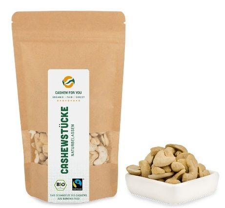 cashewbruch natur bio fairtrade