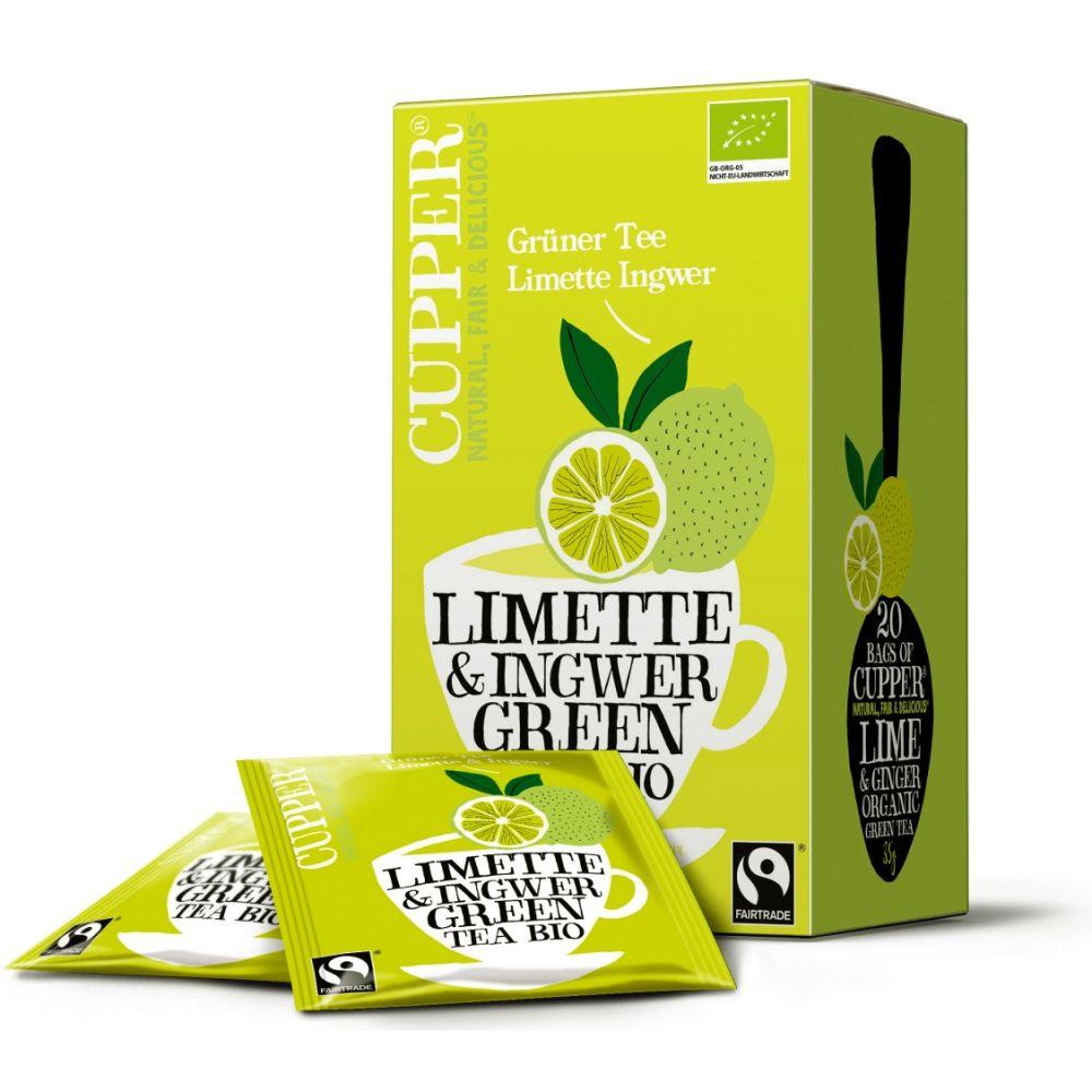 Grüner Kaffee Mit Ingwer cupper grüner limette ingwer jetzt bei fair einkaufen