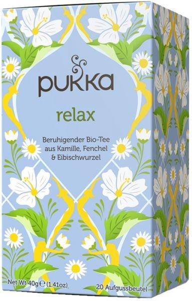 Pukka Tee Relax
