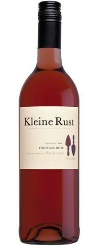 Fairtrade Wein Stellenrust Kleine Rust Pinotage Rosé 2012