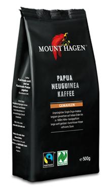 Fairtrade Kaffee Mount Hagen Papua Neuguinea
