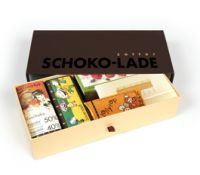 Zotter Box Schoko Lade