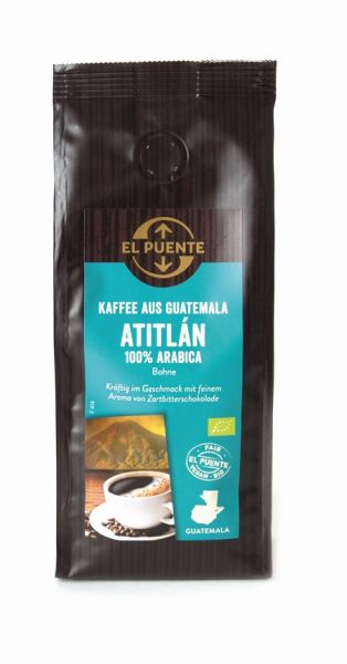 El Puente Guatemala Kaffee Atitlan