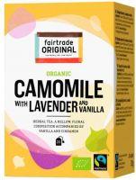 fair trade original kamille lavendel tee