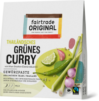 thailändisches grünes curry