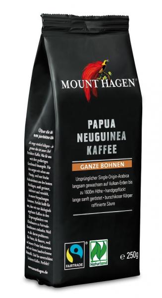 Mount Hagen Papua Neuguinea 250g bohne