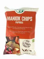 El Puente Maniok Chips mit Paprika