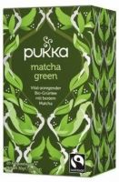 Fairtrade Tee Pukka Matcha Green