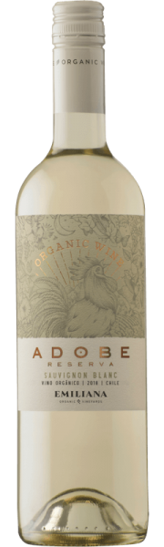 Fairtrade Wein Emiliana Organico Adobe Sauvignon Blanc