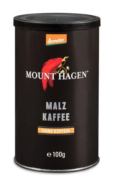Mount Hagen Malzkaffee demeter koffeinfrei
