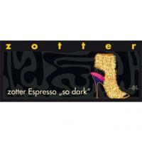 Fairtrade Schokolade Espresso