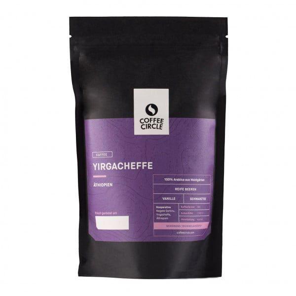 Coffee circle Yirgacheffe Bio Kaffee