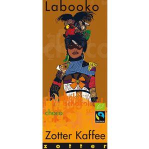 Fairtrade Schokolade Labooko Zotter Kaffee