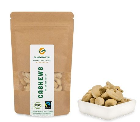 cashew natur bio fairtrade