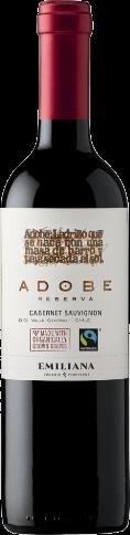 Fairtrade Wein Emiliana Organico Adobe Cabernet Sauvignon
