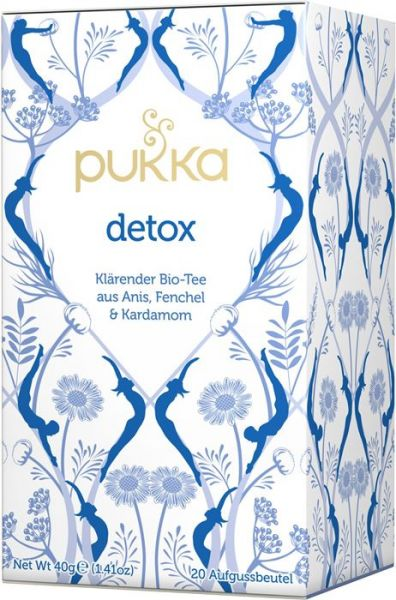 Pukka Tee Detox