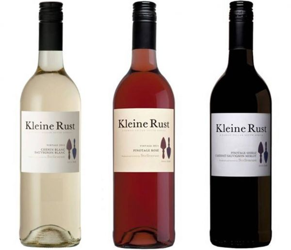 Wein Set Stellenrust Kleine Rust