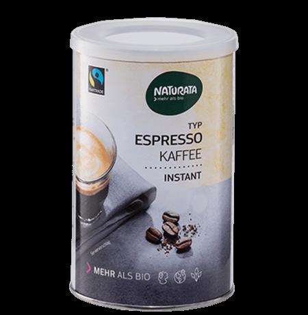 Naturata espresso bohnenkaffee instant