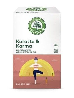Lebensbaum Tee Karotte Karma