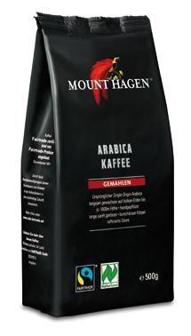 Fairtrade Röstkaffee Mount Hagen