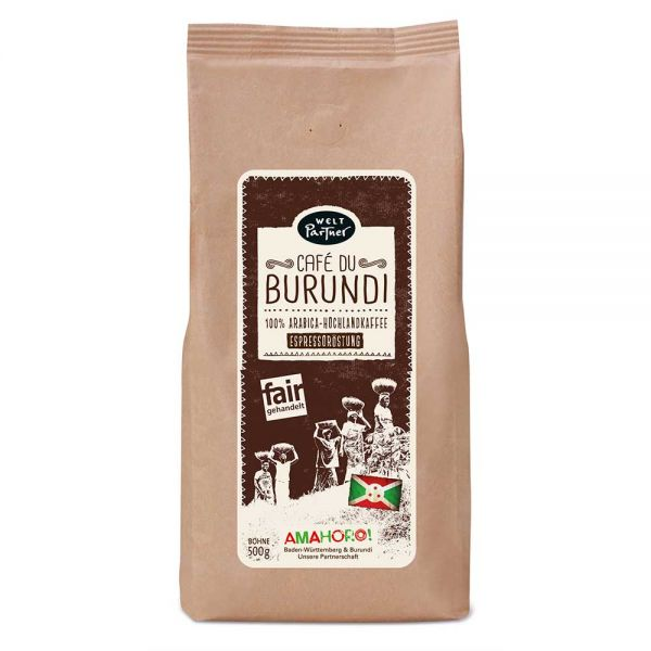 Weltpartner Café du Burundi 500g