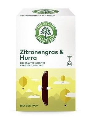 Lebensbaum Tee Zitronengras Hurra